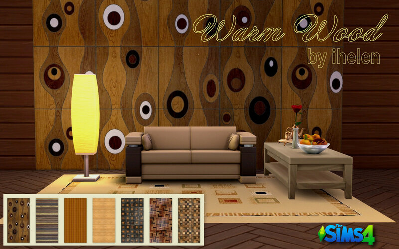 Warm Wood Walls by ihelen