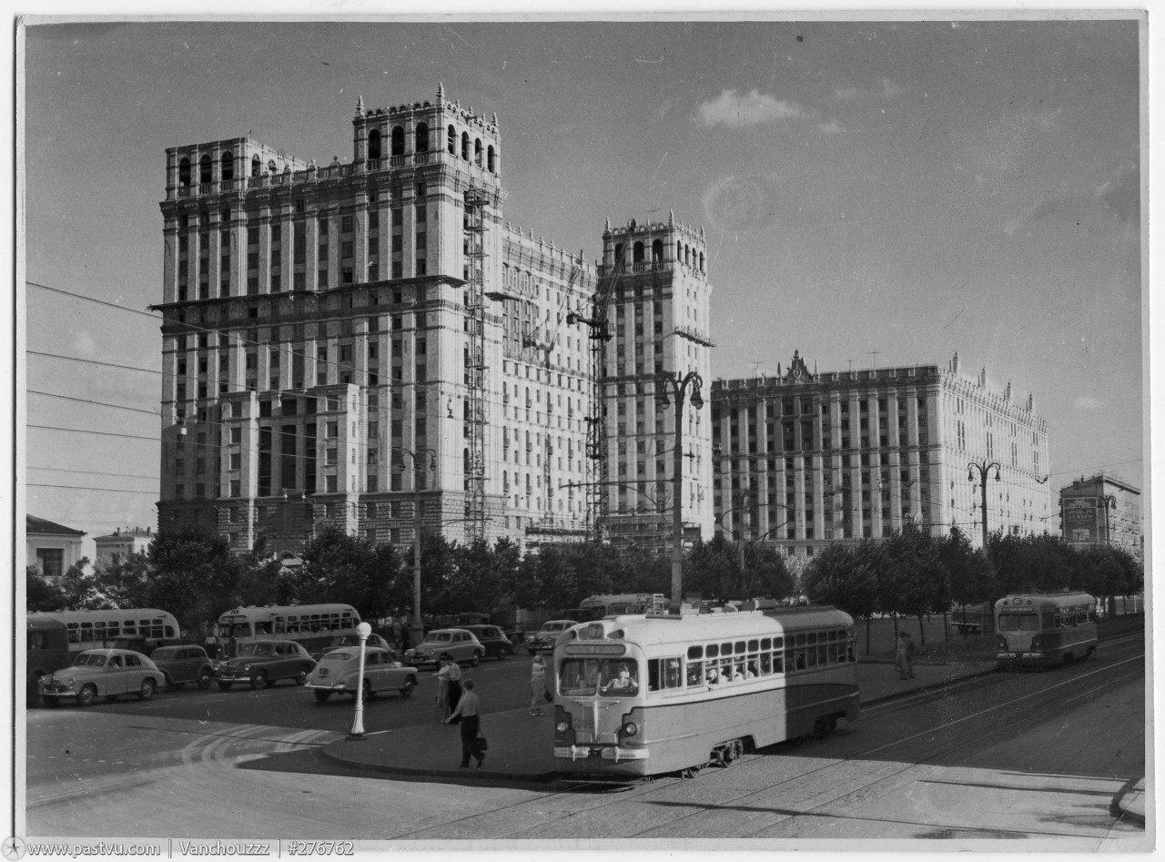 1953-1955. Проспект Мира д.120