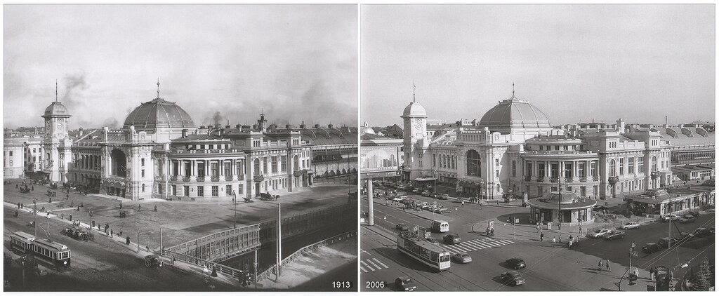Витебский вокзал (1913-2006)