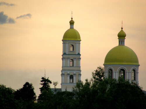 Храм Марии Магдалины.Фото artmavluda на Яндекс.Фотках