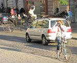 Все виды транспорта на одном перекрестке