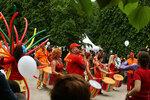 усадьба джаз 2009 - карнавал шоу Маракату