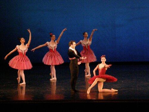 Гран па из балета «Дон Кихот»