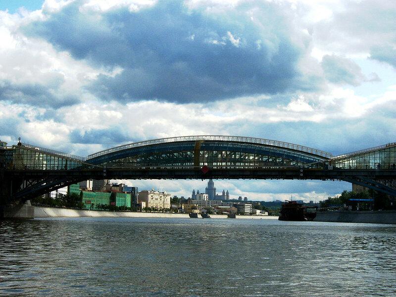 Мост на Киевской