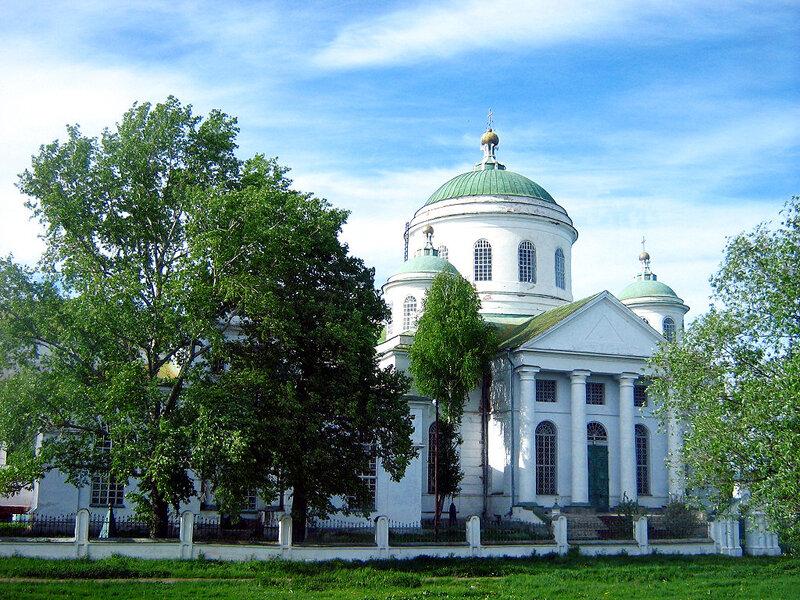 Храм в Нижегородской области
