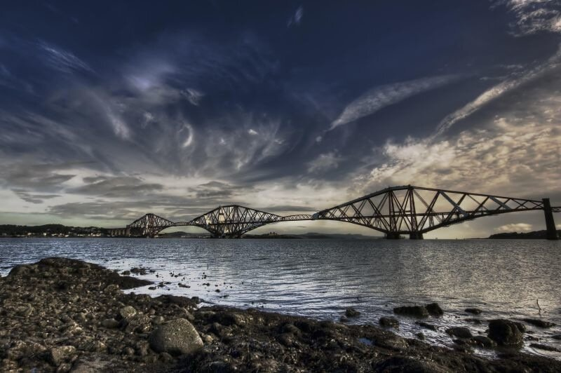 Across the Forth