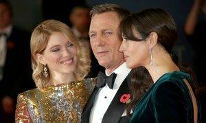 В Лондоне состоялась премьера фильма «007: Спектр»