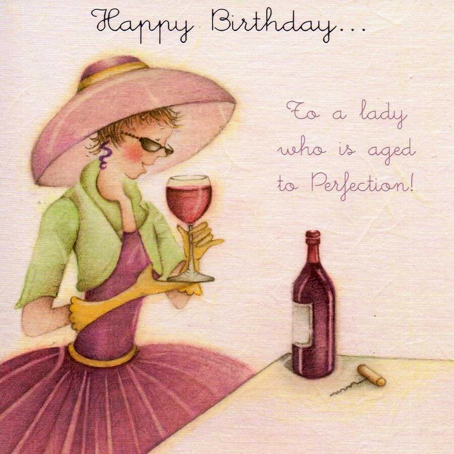 The 32 Best Funny Happy birthday pictures for ladies