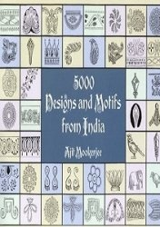 Книга 5000 Designs and Motifs from India