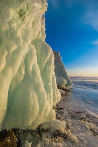 Сказочный лёд