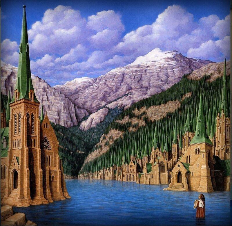 Магический реализм-сюрреализм Роба Гонсалвеса (5).JPG
