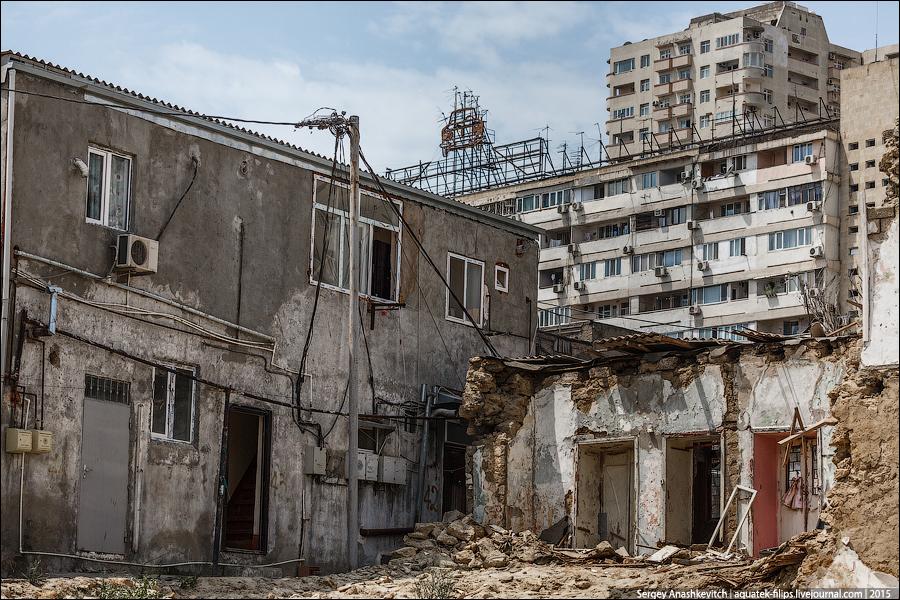 Баку, которого больше никогда не будет