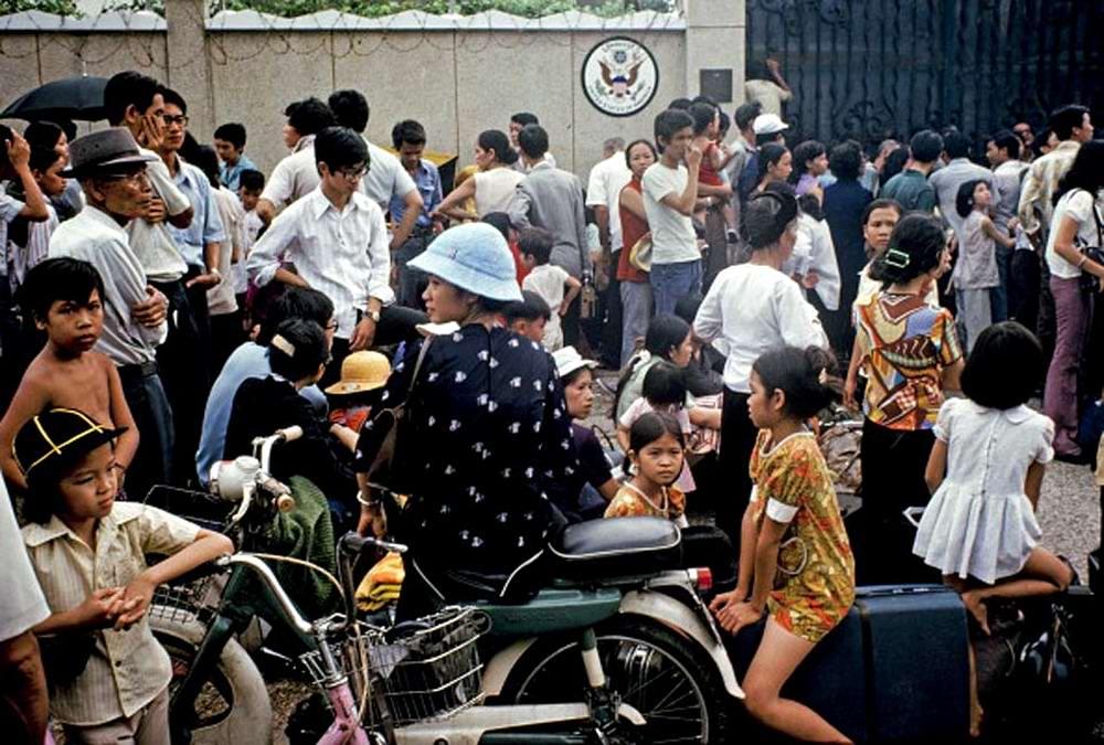 Освобождение Сайгона: как это было! К 40-летию со Дня Победы Вьетнама (США) (11)