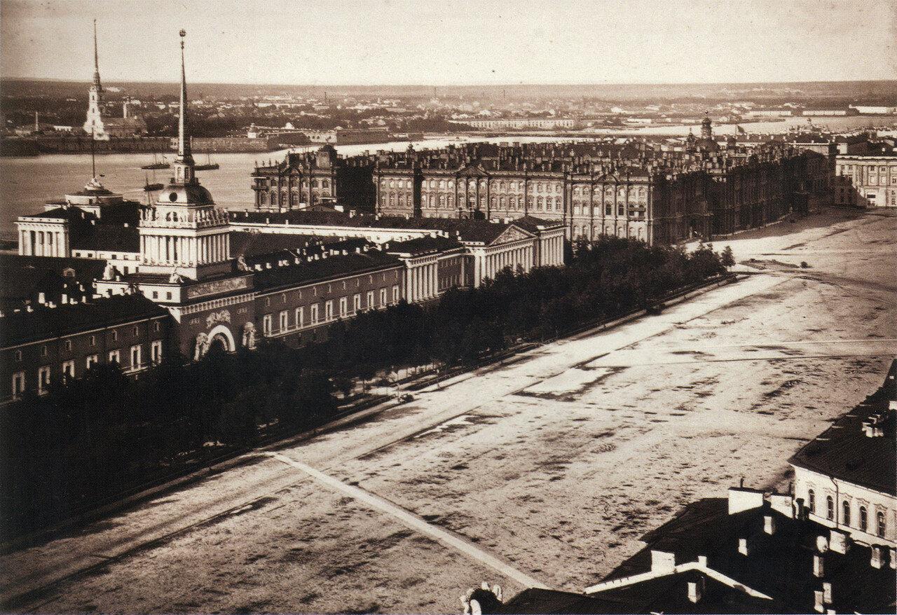 Панорама Санкт-Петербурга. до 1874