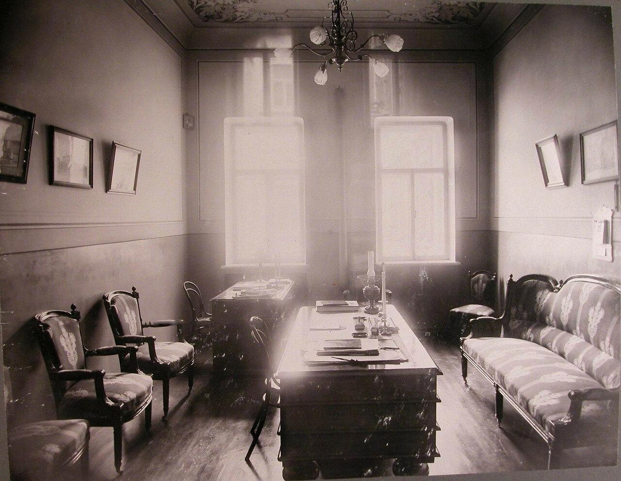 15. Вид части кабинета врачей общины