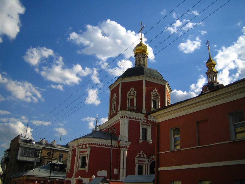 Храм святых апостолов Петра и Павла у Яузских ворот