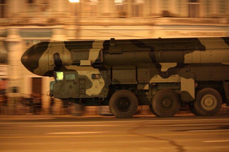 РТ-2ПМ «Тополь»