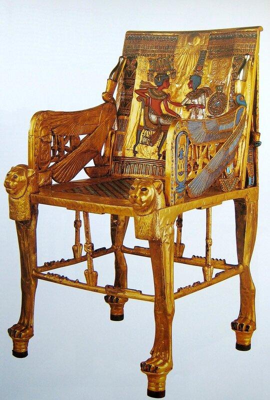 """Картинки по запросу """"образцы мебели древнего египта"""""""