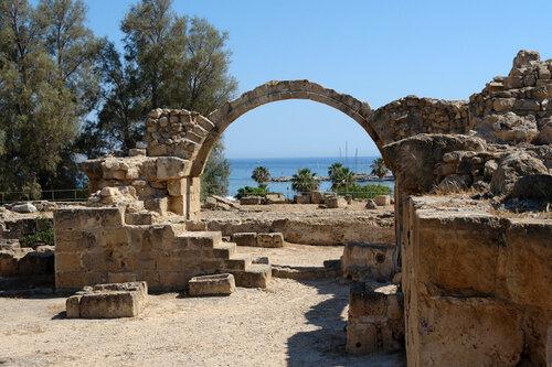 Византийский Замок 40 колонн