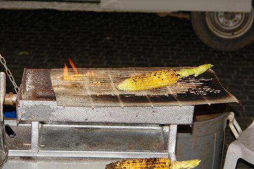 Огненная кукуруза