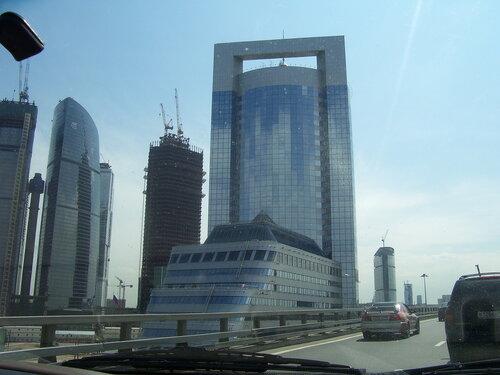 Земные корабли. Сити-центр. Москва*