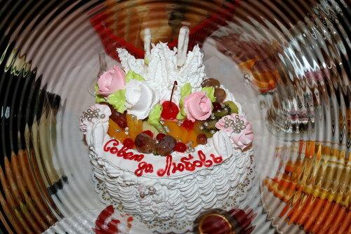 Рецепт торта Свадебный 2
