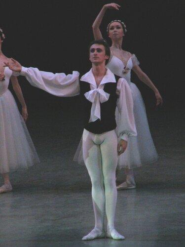 """Балет """"Шопениана"""". Поклоны. Филипп Степин"""