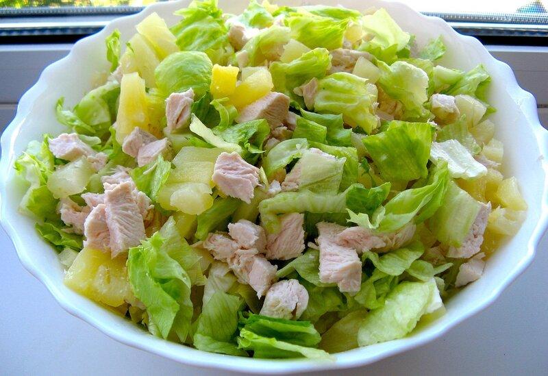 Легкие салаты рецепты простые и вкусные с маслом