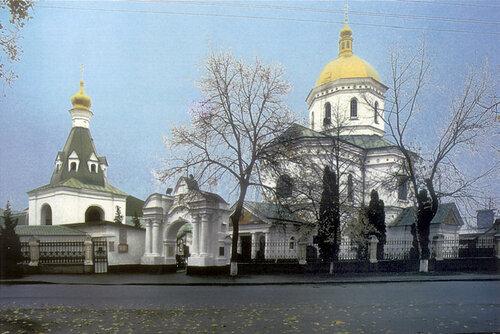 Свято-Іллінська церква на Подолі