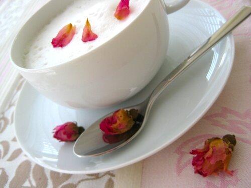 Lait de rose®: розовое молоко®