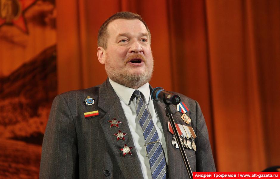 Умер Юрий Шагинов