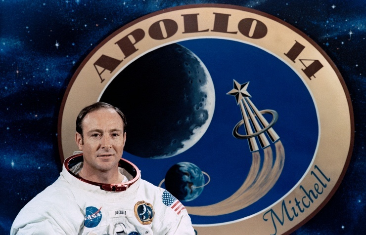 Астронавт Митчелл ушел из жизни