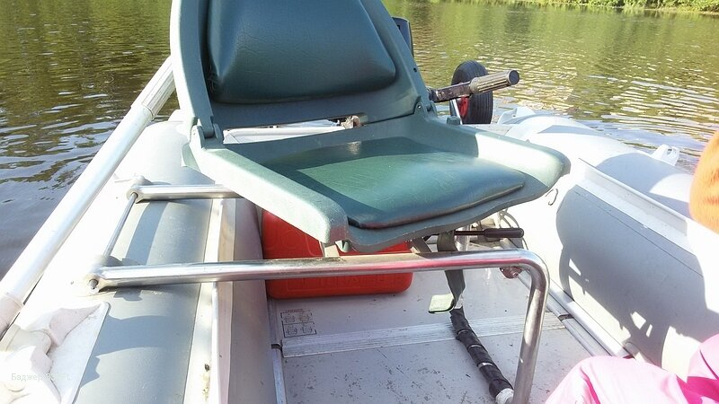 лодка пвх badger 330 цена