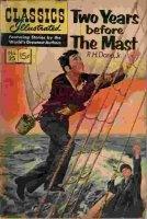 Книга Ричард Генри Дана. Two years before the mast.