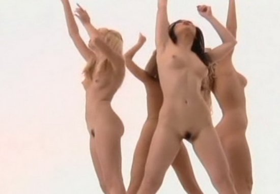 Аэробика без Одежды / Totally Nude Aerobics (2003) DVDRip.
