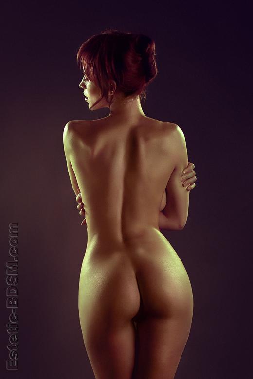 Эро фото со спины #4