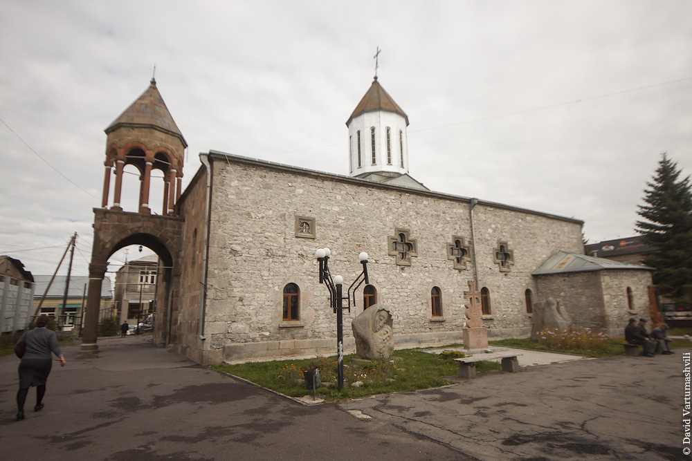 Грузия, Ахалкалаки