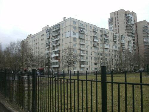 Петергофское шоссе 3к6