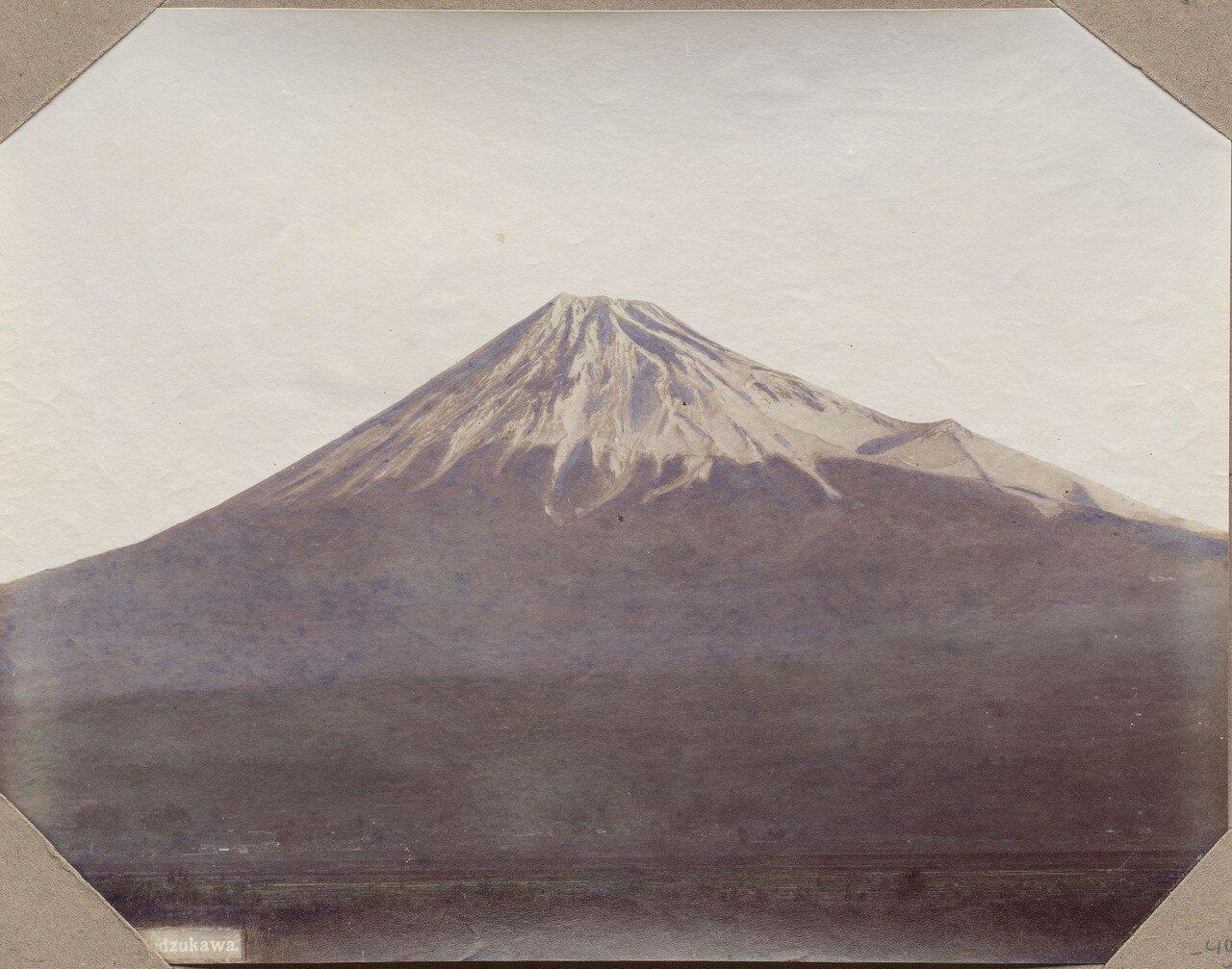 Гора Фудзи из Судзукавы