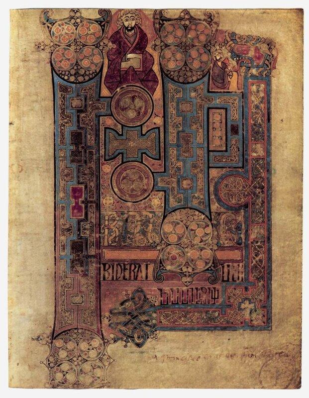 Фронтиспис Евангелия от Иоанна