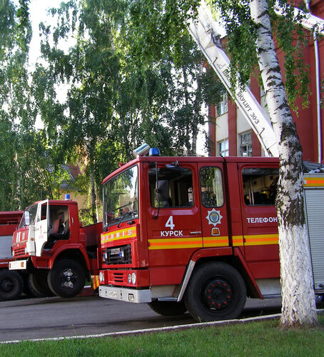 Haul — «пожарная часть на ул. Горького» на Яндекс.Фотках