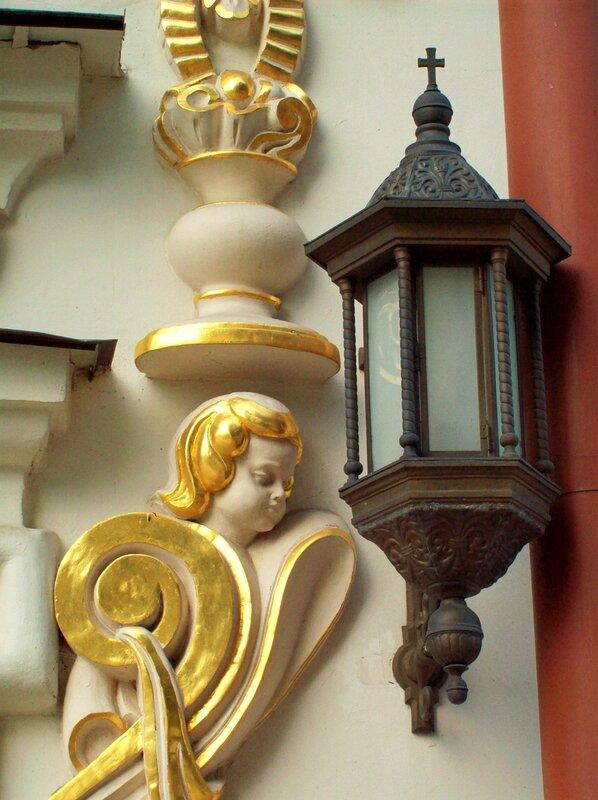 Церковный декор