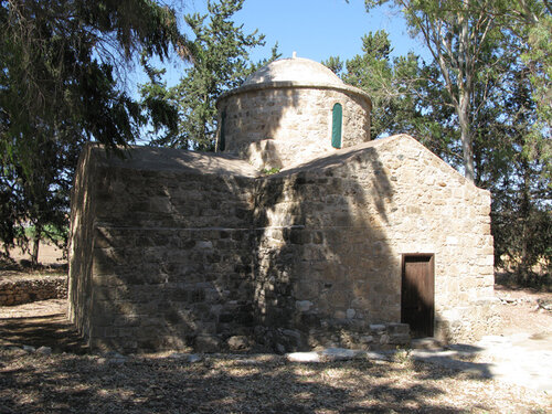 Церковь в уединенном месте