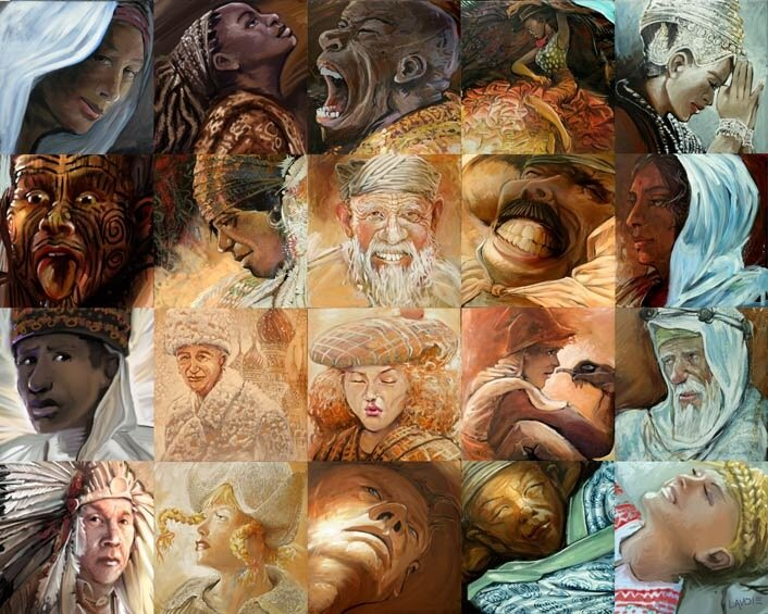 Картинная мозайка