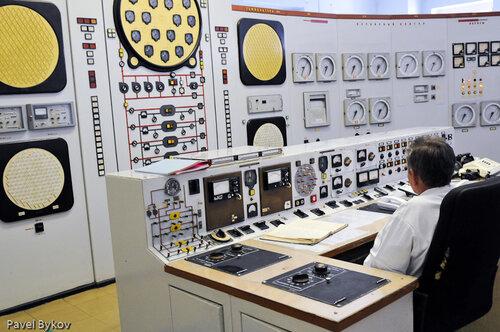 Центр управления станцией