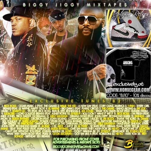 Biggy Jiggy Mixtapes - Exclusive Tunes 82 (2009)