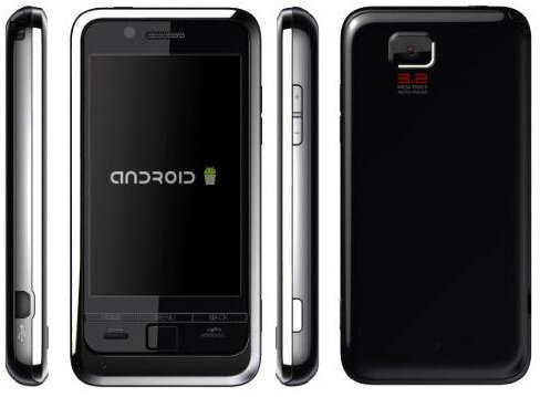 Смартфон GeeksPhone One на базе Android