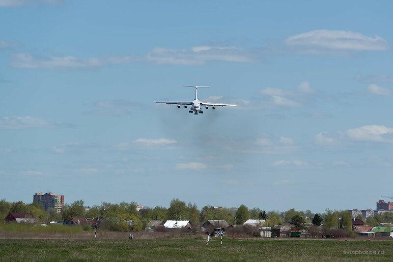 Ильюшин Ил-78М (RF-94290 / 31 синий) D808080
