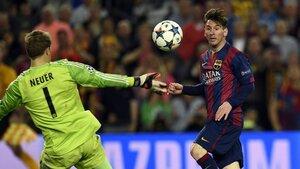 Полуфинал Лиги чемпионов: «Барселона» - «Бавария» 3:0