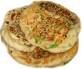 Хачапури с фасолью (рецепт от матушки Кыш)